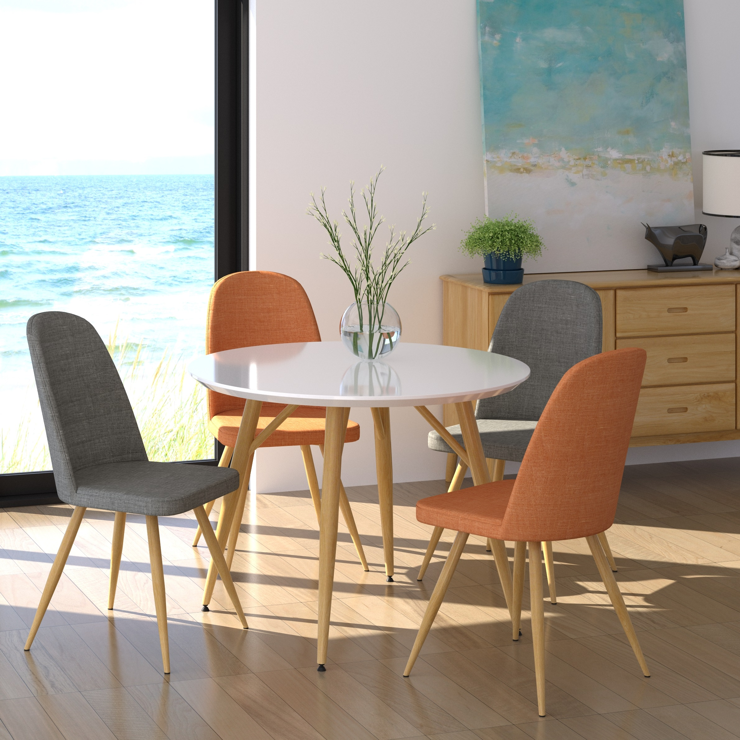 Contemporary Tables & Chairs | Print